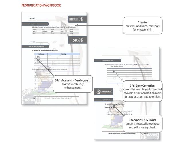Pronunciation Workbook