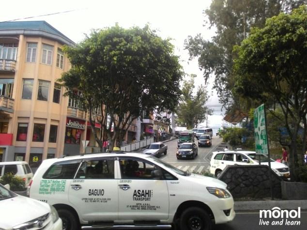 Baguio City, Session Road